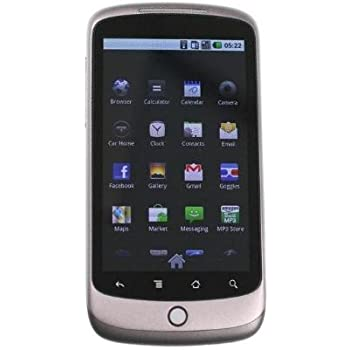 Google Nexus One Unlocked Phone with Android - No Warranty (Black)