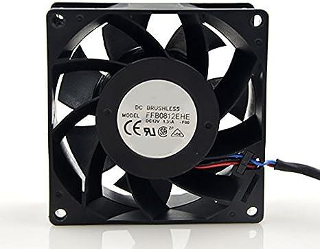 meoly meglev Ventilador de refrigeración ventilador FFB0812EHE DC ...