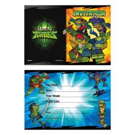 Amazon.com: Bek TMNT Teenage Mutant Ninja Turtles Party ...