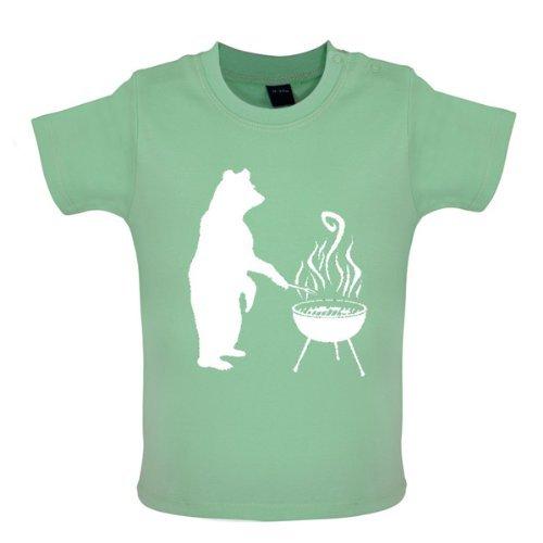 BARBACOA Oso - bebé / bebé Camiseta Graciosa - 8 Colours ...