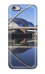 (WecKbrm9853aMBYK)durable Protection Case Cover For Iphone 6 Plus(millennium Bridge Widescreen England)