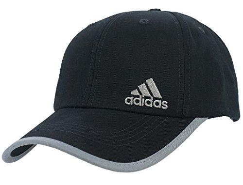 (アディダス) adidas メンズ 吸湿 速乾 ロゴ刺繍 綿 ツイル スポーツ キャップ 100-711-501