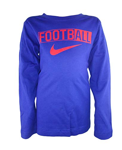 s' Football Jersey Tees (6, DP Royal Blue) ()