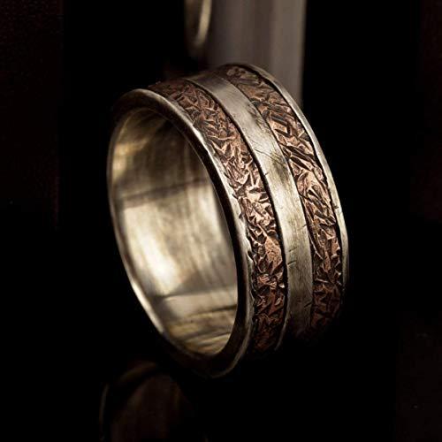Man's ring, Men's Jewelry, Men Wedding Band, Men's Gift...