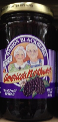 America's Northwest MARION BLACKBERRY