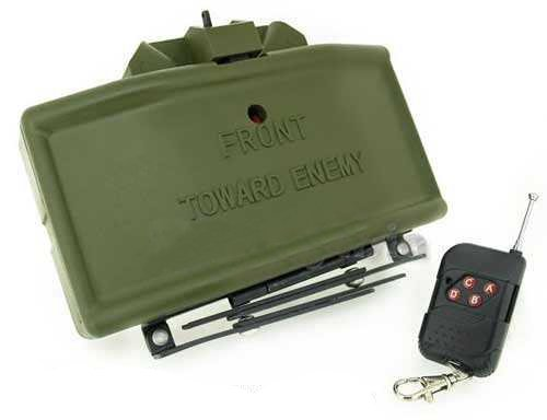 BMS CYMA M18 Airsoft Claymore Land Mine CYMA M18 Airsoft Claymore Land Mine