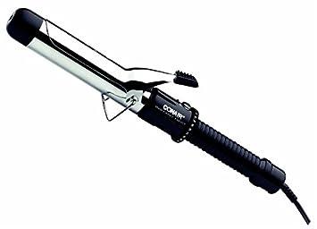 Conair CD82WCSR Rizador de pelo Caliente Negro, Metálico Utensilio de peinado - Moldeador de pelo (Rizador de pelo, Caliente, 30 s, Negro, ...