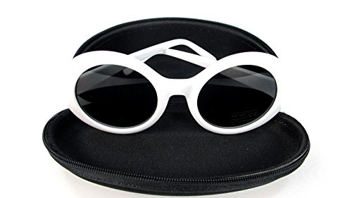 Kurt Cobain Alien Shades Sunglasses Nirvana Thick Frame Glasses - Cobain Glasses