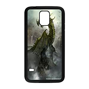 Yo-Lin case IKAI0446017Dragon For Samsung Galaxy S5