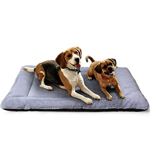 PETSGO Pet Crate Beds|Supersoft Dog & Cat Beds for Crates-Machine Wash & Dryer Friendly-Anti-Slip Pet Beds for Pets Sleeping (Best Small Dogs For Sale)