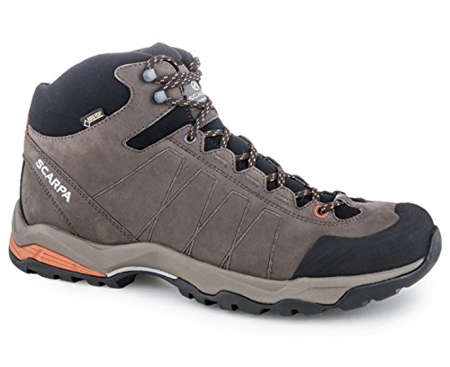 SCARPA Moraine Plus Mid GTX Zapatilla de Walking Caballero Marrón