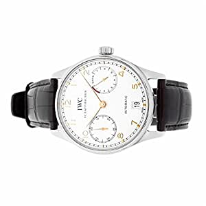 IWC Portugieser automatic-self-wind mens Watch IW5001-14 (Certified Pre-owned)