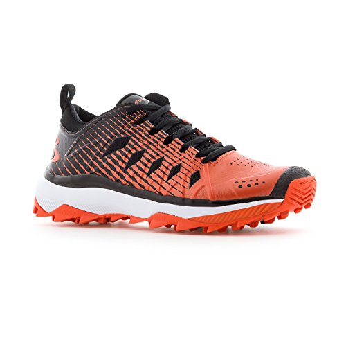 Boombah Women's Squadron Turf Shoes - 14 Color Options - Multiple Sizes Black/Orange clearance brand new unisex for sale free shipping outlet cheapest price shopping online for sale FfsdoMjR