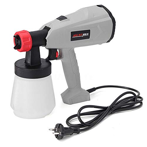 - Highpot 220V 400W Electric Paint Sprayer Airless House Fence Room Car Painting Spray High Power Home Electric Paint Spray, Lightweight, Easy Spraying and Cleaning