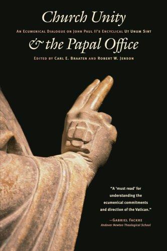 Church Unity and the Papal Office: An Ecumenical Dialogue on John Paul II's Encyclical Ut Unum Sint