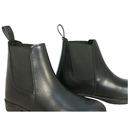 Jodhpur Field Ladies Outdoor Show Toe Riding Yard Muck Horse Black Boots Steel Stable CUqOCvw