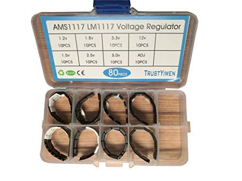 1117 voltage regulator - 4