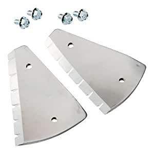 Strikemaster Replacement Lazer Mag Blades (8-Inch)
