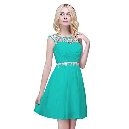Vimans -  Vestito  - linea ad a - Donna Blue 1 46