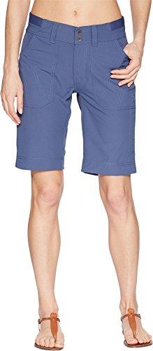 Aventura Clothing Women's Shiloh Shorts Blue Indigo 8 ()