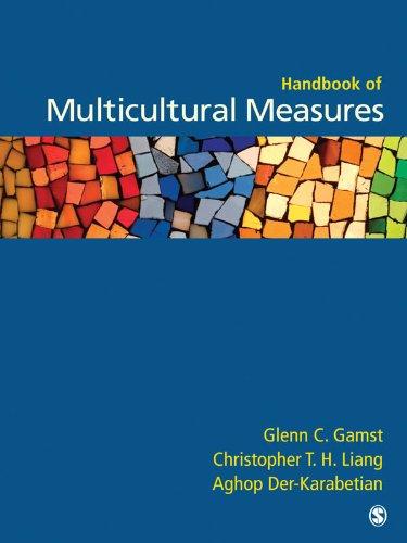 Download Handbook of Multicultural Measures Pdf