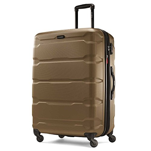 Samsonite Omni PC 28'' Hardside Spinner (Bronze) by Samsonite