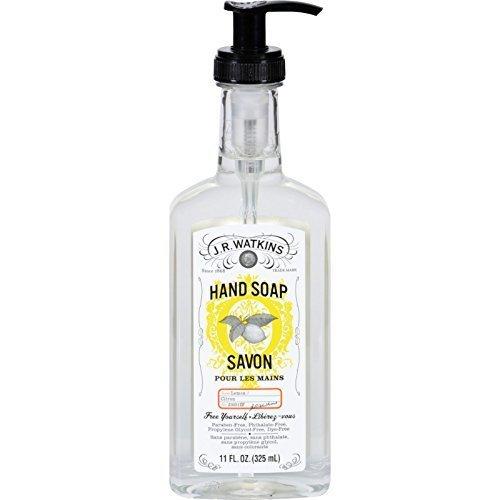 J.R. Watkins Hnd Soap Liq Lemon 11 Fz, 5 PACK
