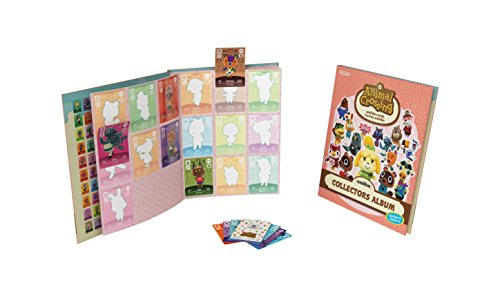 Animal Crossing amiibo Cards Collectors Album - Series 4 (Nintendo 3DS/Nintendo Wii U)
