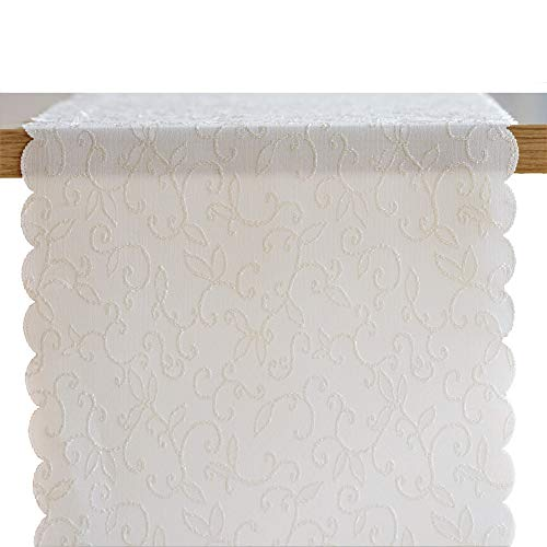 Turkish Table Runner Premium Polyester Table Linen -