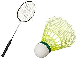 Yonex Carbonex 6000 Badminton Combo (Racquet + Mavis 350)