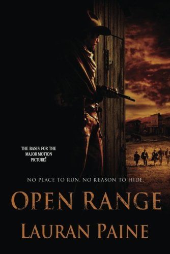 Open Range book cover