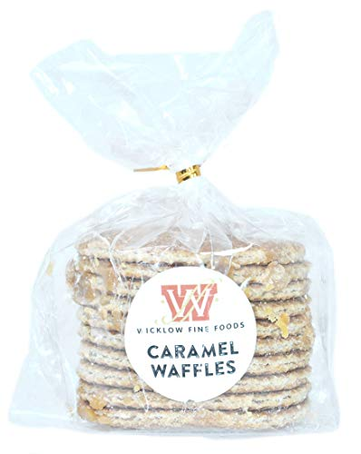 Wicklow Fine Foods Delicious Irish Caramel Waffle Pack, 290G