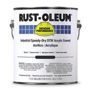 Rust-Oleum Gal Safety Yellow R/oleum W/base Indus Enam
