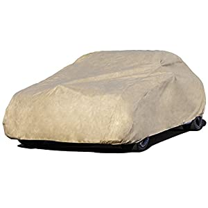 Amazon.com: Budge Protector IV Car Cover Size 3 Fits Cars up to 16 ...