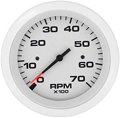 Arctic Veethree Tachometer Marine RPM gauge meter