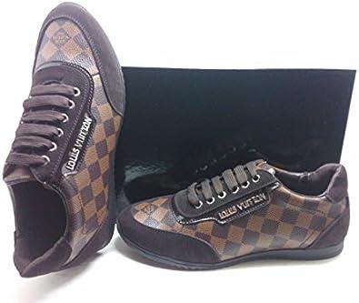 Authentic Louis Vuitton Slalom Sneaker