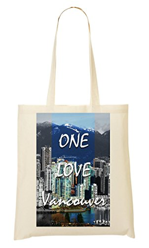 Landscape tout To à T Sac Shirt Osom Nice Quotes Words Fourre Cool provisions Vancouver One Series Beautiful Sac Super Popular 0vaOOq