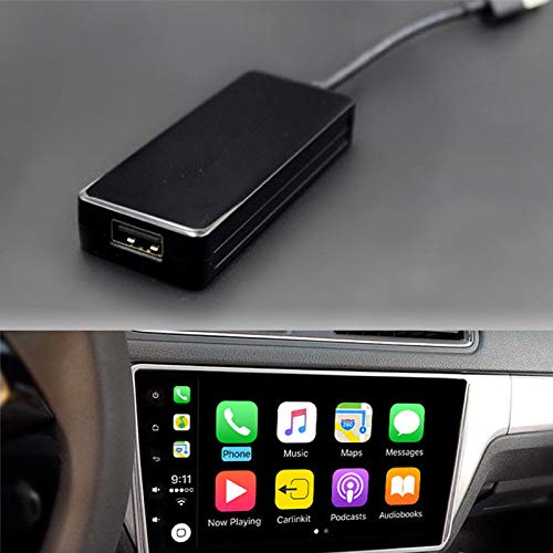MAyouth USB Android Navigations-Spieler Smart Link Dongle F/ür Ios Von Apple Carplay Android Auto