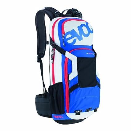 Evoc FR Enduro Team Protector Hydration Pack Blue/White, S