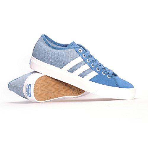 adidas Skateboarding Men's Matchcourt RX Core Blue/Footwear White/Tactile Blue 10.5 D - Adidas Rx