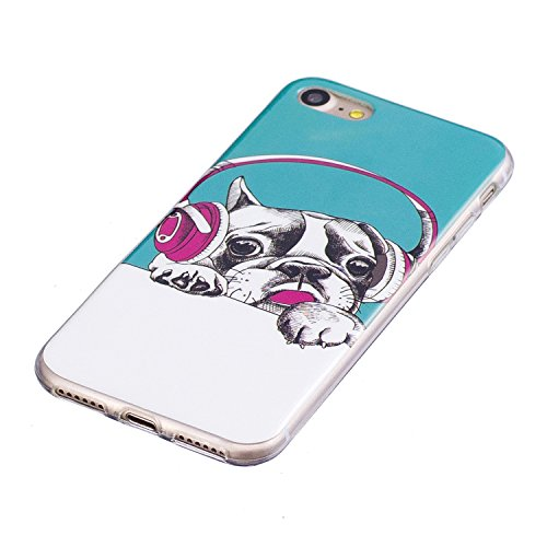 custodia iphone 8 cane