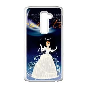 Cinderella II Dreams Come True LG G2 Cell Phone Case White LMS3834564