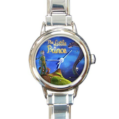 The Little Prince Custom Design Round Italian Charm Watch Limited Edition#2