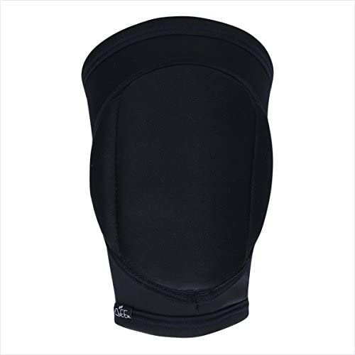 Flamingo Queen Wear Perfect Woman Protection for Pylon Ballet Modern Dance and Indoor Sports Grip Pole Dance Knee Pads