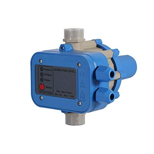 Automatic Electric Electronic Switch Control Water Pump Pressure Controller50/60HZ110VWater Pump Pressure Controller