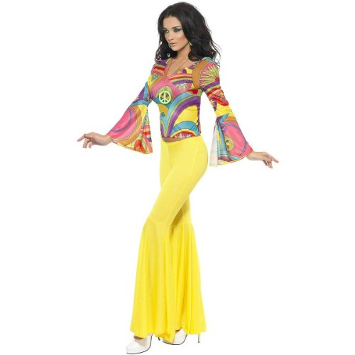 Smiffys 70s Groovy Babe Costume -