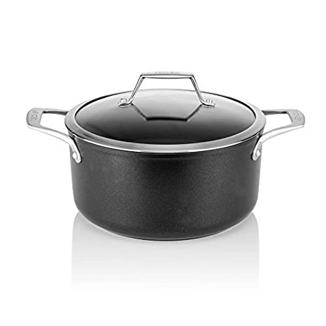 Amazon.com: Olla para sopa de techef – Colección Onyx – con ...
