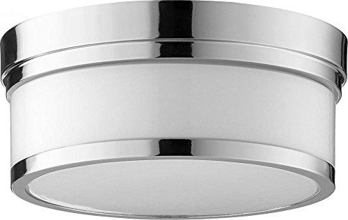 Price comparison product image Quorum 3509-12-62 Two Light Ceiling Mount