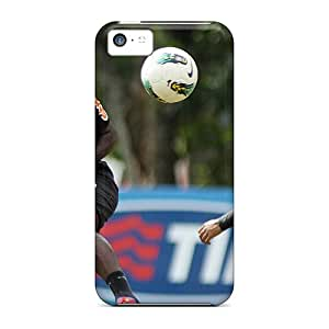 Sanp On Case Cover Protector For Iphone 5c (the Best Player Of Shandong Luneng Vagner)