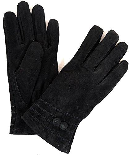 Ladies Suede Glove - 1